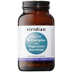 Viridian High Five B Complex with Magnesium Ascorbate