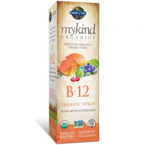 Garden of Life Kind Organics Methylcobalamin B12