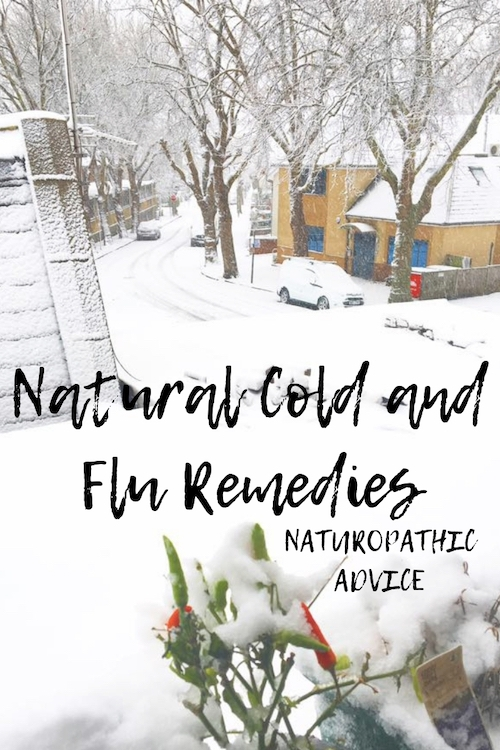 HOW TO FIGHT COLD AND FLU? BOOST YOUR IMMUNE SYSTEM NATURALLY!