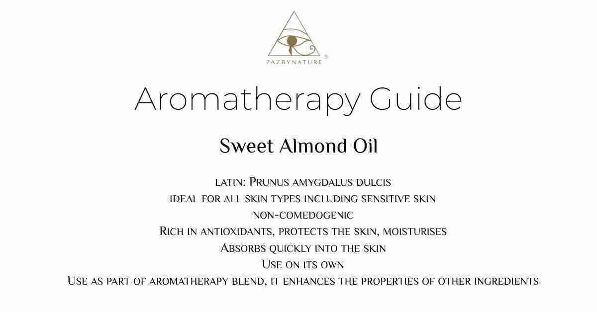 sweet almond guide
