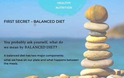 the secrets of healthy nutrition 1