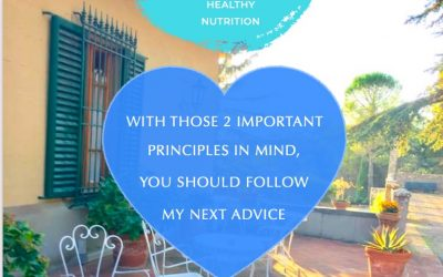 the secrets of healthy nutrition